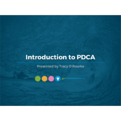 Introduction to PDCA icon
