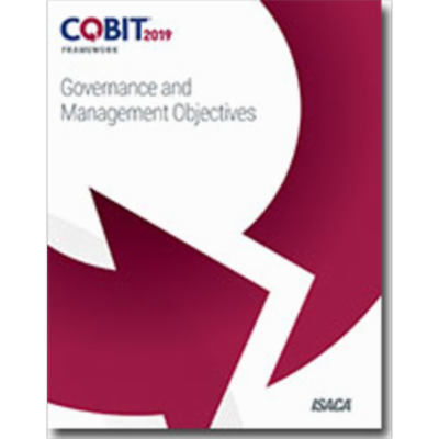 COBIT 2019 Framework: Governance and Management Objectives icon