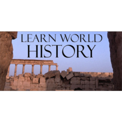 Learn World History (Free) - Apps on Google Play icon
