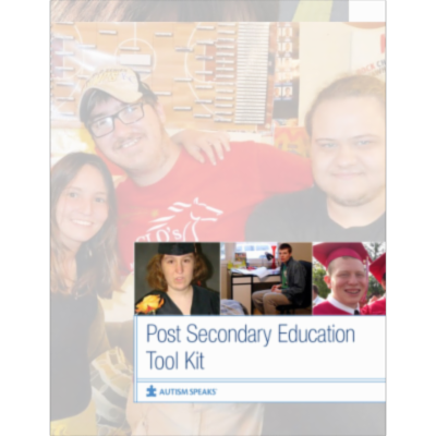 Adults with Autism - Postsecondary Educational Opportunities icon