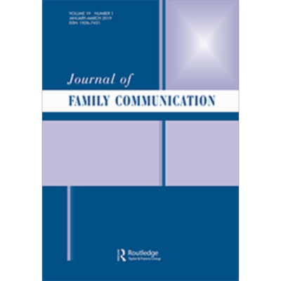 Effects of Suicide on Siblings: Uncertainty and the Grief Process icon