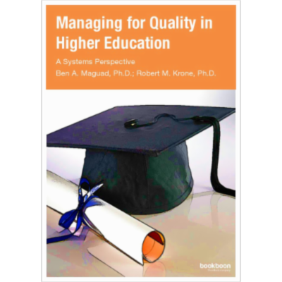 Managing for Quality in Higher Education - A Systems Perspective icon