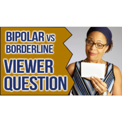 Bipolar vs Borderline Personality Disorder – How to tell the difference icon