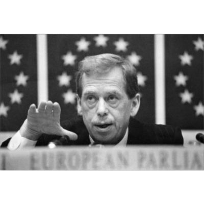 Man of Inspiration - Human Rights through the Life and Work of Václav Havel icon