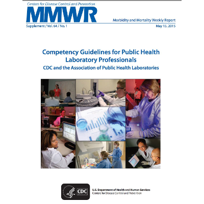 Competency Guidelines for Public Health Laboratory Professionals: CDC & the Association of Public Health Laboratories icon