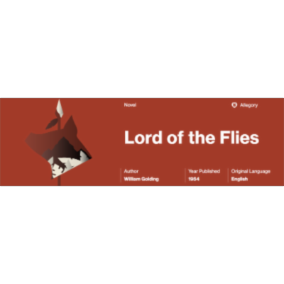 Lord of the Flies Literature Study Guide icon