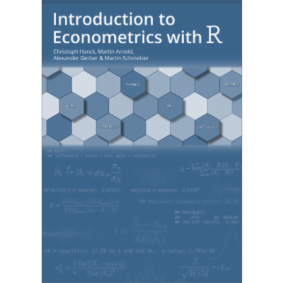 Introduction to Econometrics with R icon