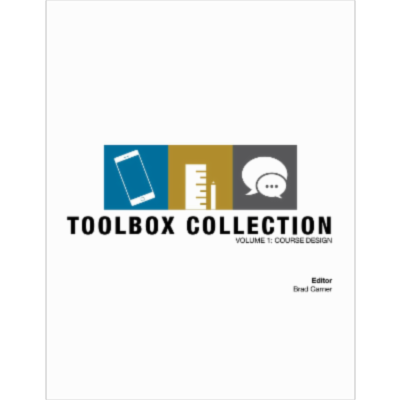 Toolbox Collection, Vol. 1: Course Design