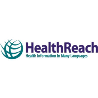 HealthReach - Health Information in many Languages icon