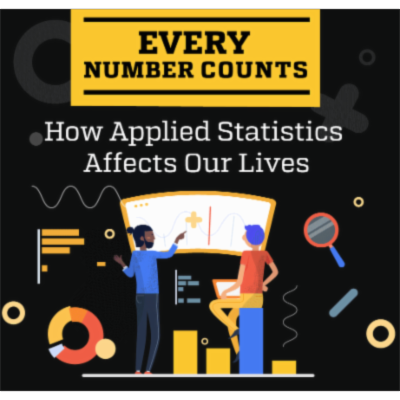 The Importance of Applied Statistics in Our Daily Lives icon