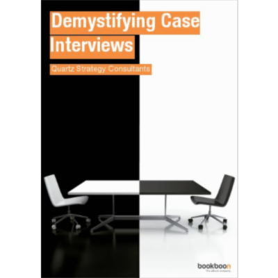 Demystifying Case Interviews icon