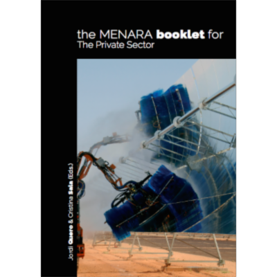 MENARA Booklet for the Private Sector icon