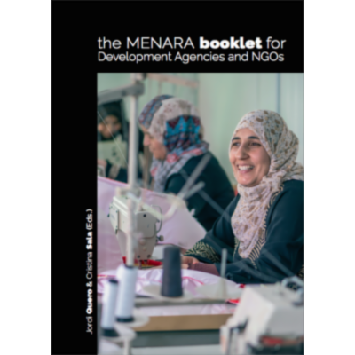 MENARA Booklet for Development Agencies and NGOs icon