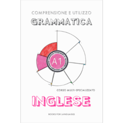 English Grammar A1 Level for Italian speakers icon