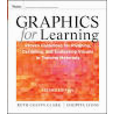 Graphics for Learning: Proven Guidelines for Planning, Designing, and Evaluating Visuals in Training Materials - Google Search icon