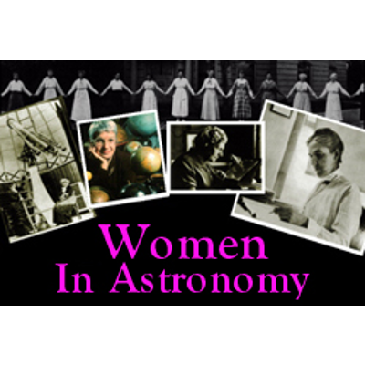 Women in Astronomy Resource Guide icon