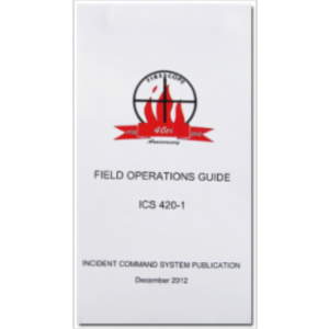 Review: FIRESCOPE Field Operation Guide