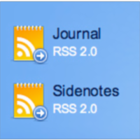 RSS Feed Readers (Aggregators) icon