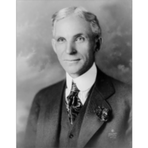 ESL CIVICS: Henry Ford icon