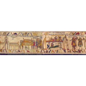 Britain's Bayeux Tapestry at the Museum of Reading