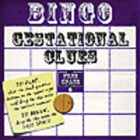 Bingo - Gestational Clues icon