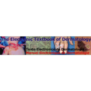 The Electronic Textbook of Dermatology icon