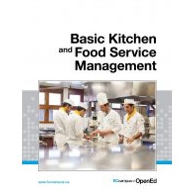 Basic Kitchen and Food Service Management icon