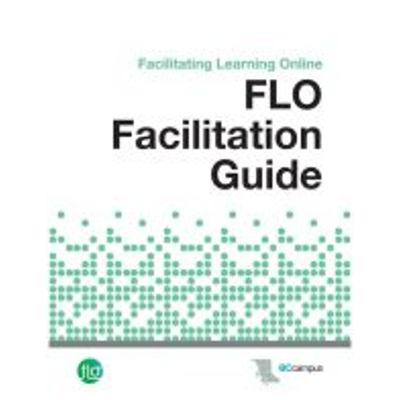 FLO Facilitation Guide: Facilitating Learning Online icon