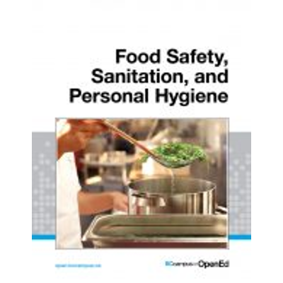 Food Safety, Sanitation, and Personal Hygiene icon