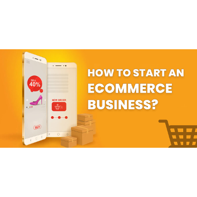 How to start an ecommerce business? icon