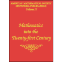 Volume II: Mathematics into the Twenty-First Century icon