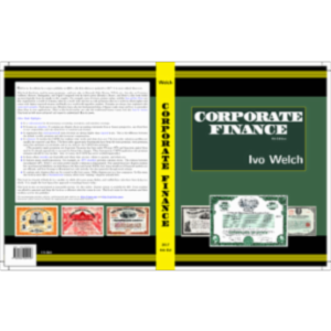 Corporate Finance: An Introduction icon