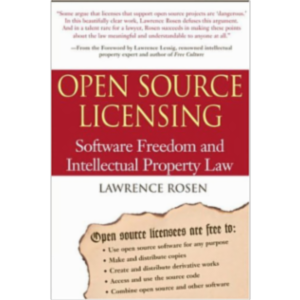 Open Source Licensing: Software Freedom and Intellectual Property Law icon
