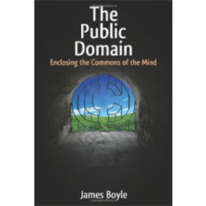 The Public Domain: Enclosing the Commons of the Mind icon