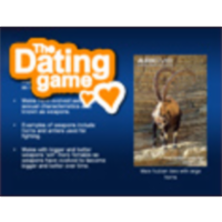 Sexual Selection: The Dating Game icon