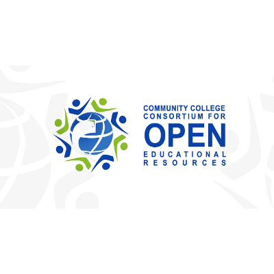 CCCOER - Three statewide OER/Zero Textbook Cost Degree Initiatives icon