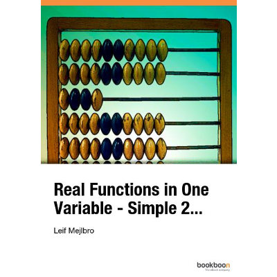 Real Functions in One Variable - Simple 2... icon