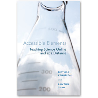 Accessible Elements: Teaching Science Online and at a Distance icon