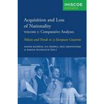 Acquisition and Loss of Nationality|Volume 1: Comparative Analyses icon