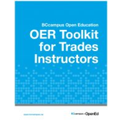 OER Toolkit for Trades Instructors icon