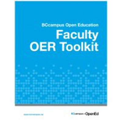 Faculty OER Toolkit icon