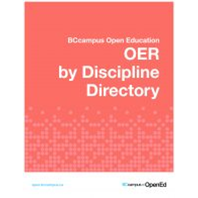 OER by Discipline Directory icon