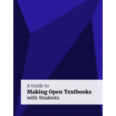A Guide to Making Open Textbooks with Students icon