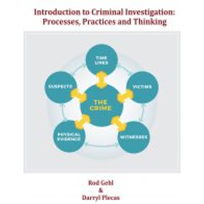 Introduction to Criminal Investigation: Processes, Practices and Thinking icon