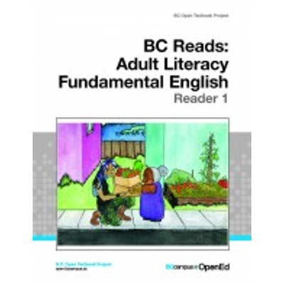 BC Reads: Adult Literacy Fundamental English - Reader 1 icon