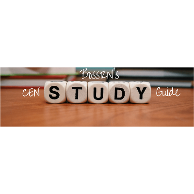 How to Study for the Certified Emergency Nurse (CEN) Exam - Boss RN icon