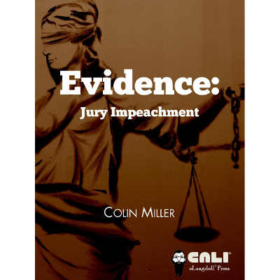 Evidence: Jury Impeachment icon
