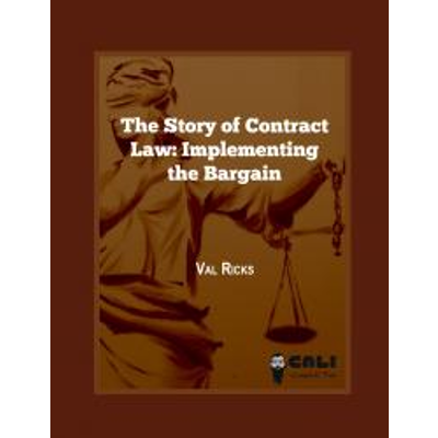The Story of Contract Law: Implementing the Bargain icon