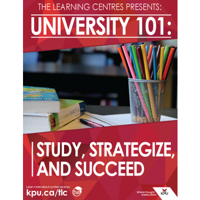 University 101: Study, Strategize and Succeed icon