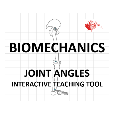 Excelling in Biomechanics – Exploring Joint Angles icon